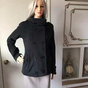 North Face Peacoat Fleece Black S